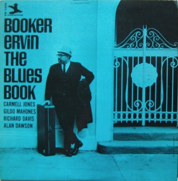 Booker Ervin / The Blues Book